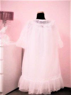 画像2: <ホワイト>フリフリ★キッズ姫系ネグリジェS